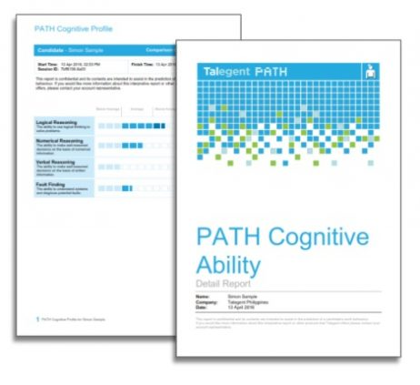Cognitive Report