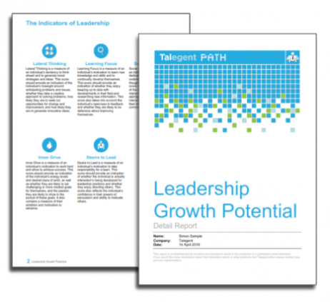 Leadership Growth Potential Report